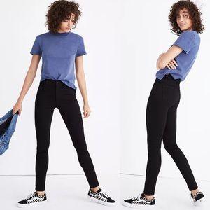 NWT Madewell Roadtripper Jeans in Bennett Black